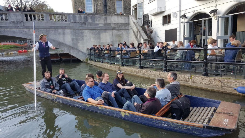 Embarking on the punting journey